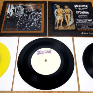 YACØPSAE/ CORROSIVE – Verfaulte Durchschauung (Collectors Pack)
