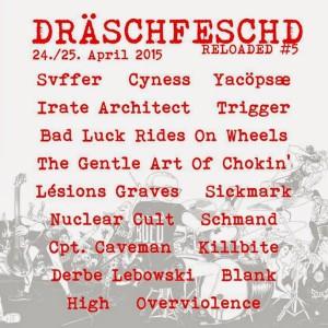 DRÄSCHFESCHD 2015