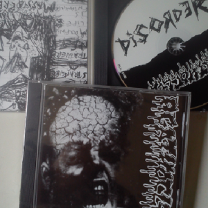 OUT NOW DISORDER/ AGATHOCLES – CD