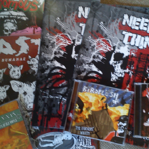 NEW MAILORDER ARRIVALS FROM OBSCENE PRODUCTIONS !!!