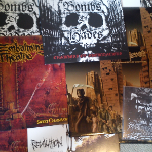 NEW MAILORDER ARRIVALS FROM BLOOD HARVEST!!!