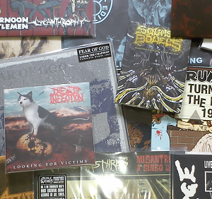 30 NEW MAILORDER ARRIVALS FROM OBSCENE!!!