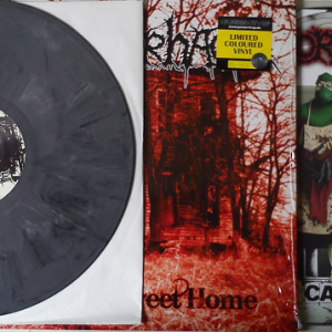 OUT NOW!!! HAEMORRHAGE-MORGUE SWEET HOME-LP