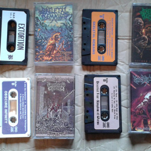 NEW TAPE ARRIVALS!!!