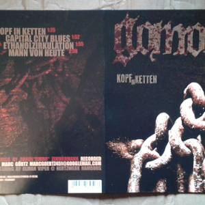 GOMORRHA-KopfinKetten-7″ finished COVERS!!!