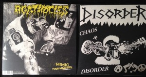 Cover Agathocles Disorder