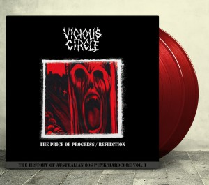 PIU 237 Vicious Circle australian_hc_red Vinyl klein